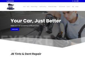 JB Tintz & Dent Repair